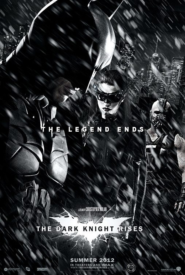 The Dark Knight Rises - Fanmade Poster 5