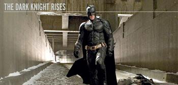 The Dark Knight Rises 3D