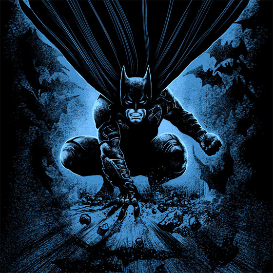 The Dark Knight Rises T-Shirt Contest Winner