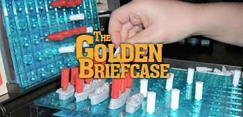 The Golden Briefcase - Battleship
