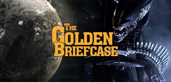 The Golden Briefcase - Alien