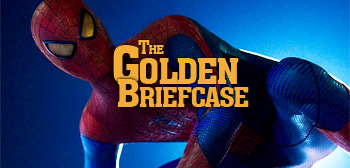 The Golden Briefcase - Spider-Man