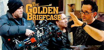 The Golden Briefcase - Ghost Rider