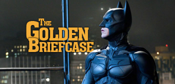 The Golden Briefcase - The Dark Knight Rises