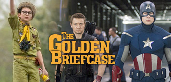 The Golden Briefcase - Closing Summer's Chapter