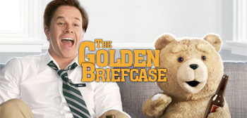 The Golden Briefcase - TED