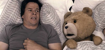 Seth MacFarlane's Ted Trailer