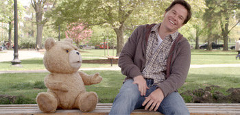 Seth MacFarlane's Ted Review