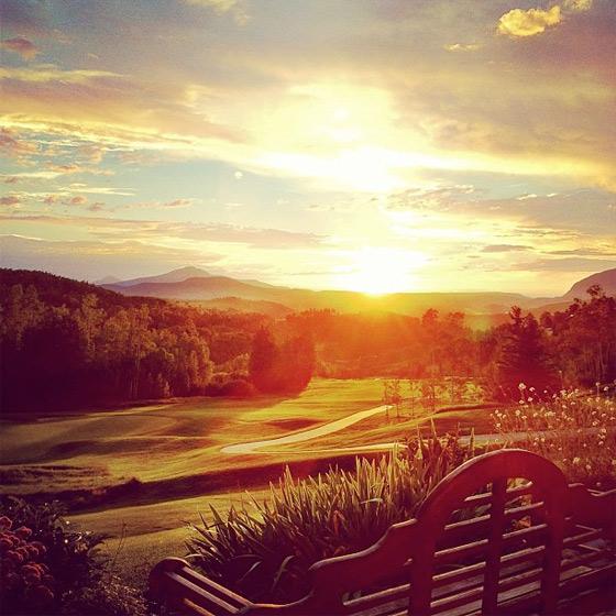 Sunset in Telluride