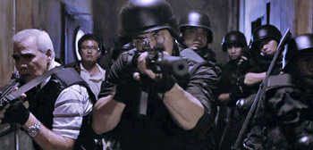 The Raid US Trailer