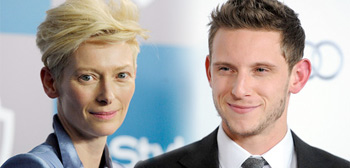 Tilda Swinton &#038; Jamie Bell