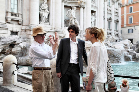 To Rome With Love First Look