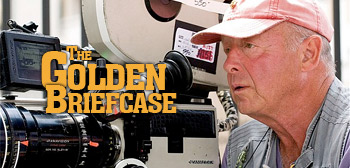The Golden Briefcase - Tony Scott