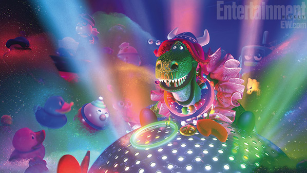 Toy Story Short - Partysaurus Rex First Look 1