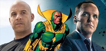 Clark Gregg / Vin Diesel