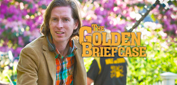 The Golden Briefcase - Wes Anderson