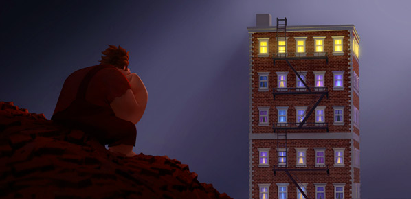 Wreck-It Ralph Game