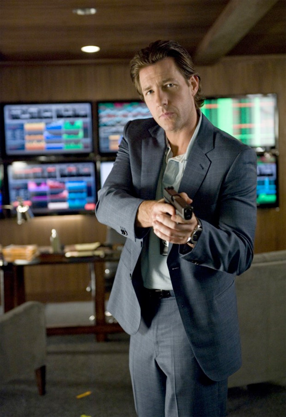 Alex Cross - First Look - Edward Burns