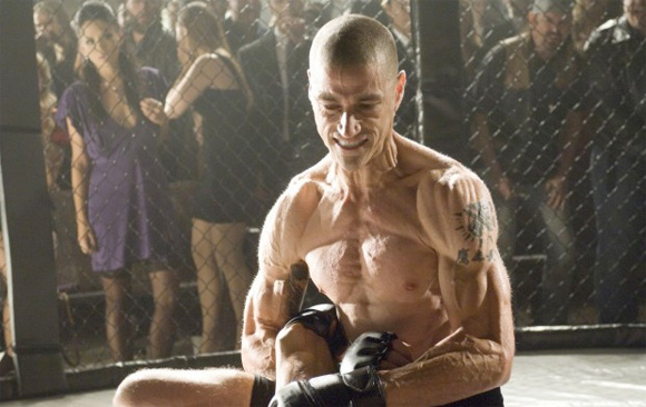 Alex Cross - First Look - Matthew Fox Fighting