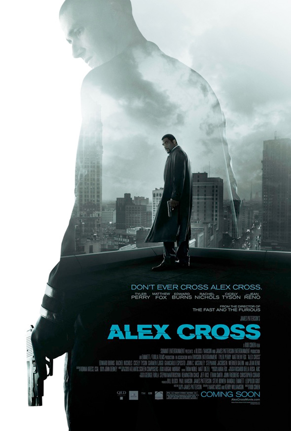 Alex Cross - Teaser Poster