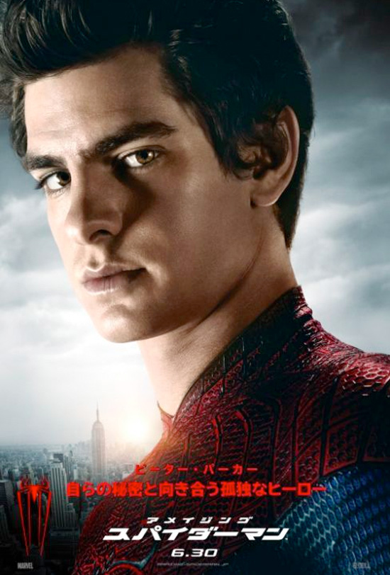 Amazing Spider-Man - International Character Poster - Parker