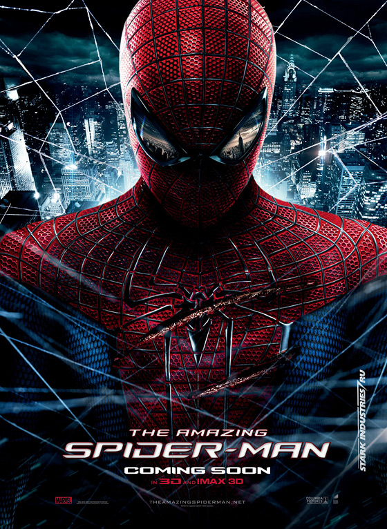 The Amazing Spider-Man - Theatrical Poster