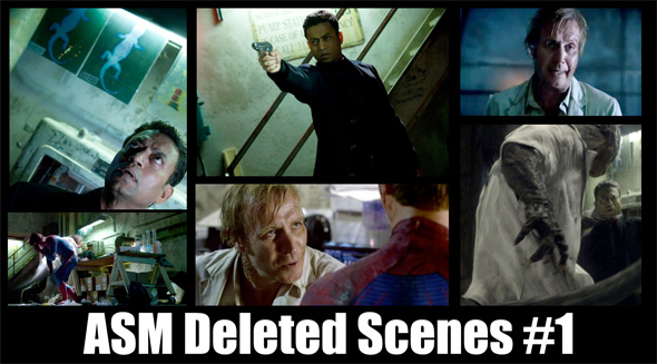 The Amazing Spider-Man Deleted Scenes