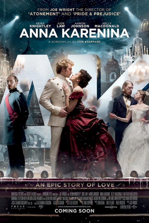 Anna Karenina - First Poster