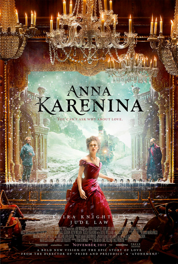 Anna Karenina - Second Poster