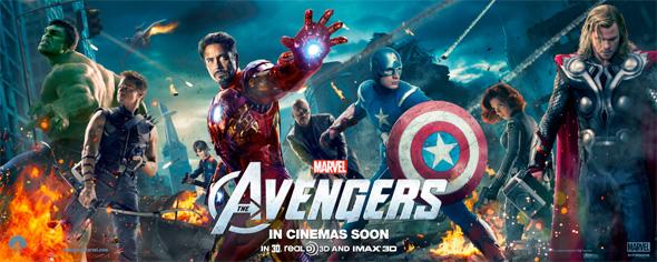 The Avengers - Banner