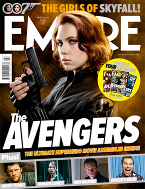 Black Widow Empire Cover