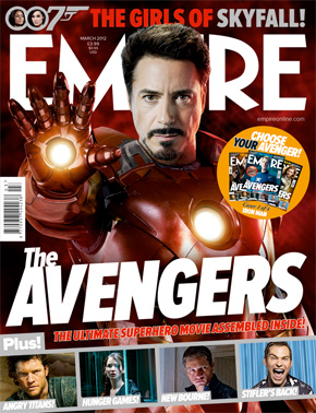 Iron Man Empire Cover