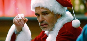 Billy Bob Thornton Says 'Bad Santa 2' Won't Be as Good as the First