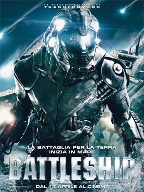 Battleship - Aliens Poster