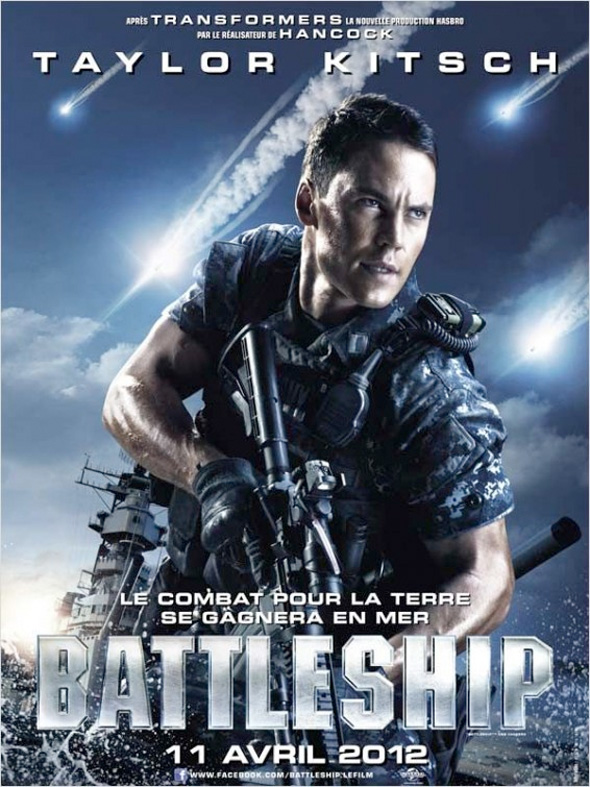 Battleship - International Poster