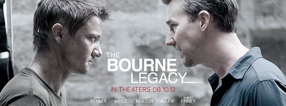 The Bourne Legacy - Banner 3