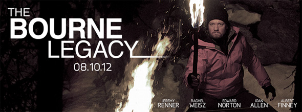 The Bourne Legacy - Banner 4