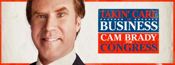 The Campaign - Vote for Cam