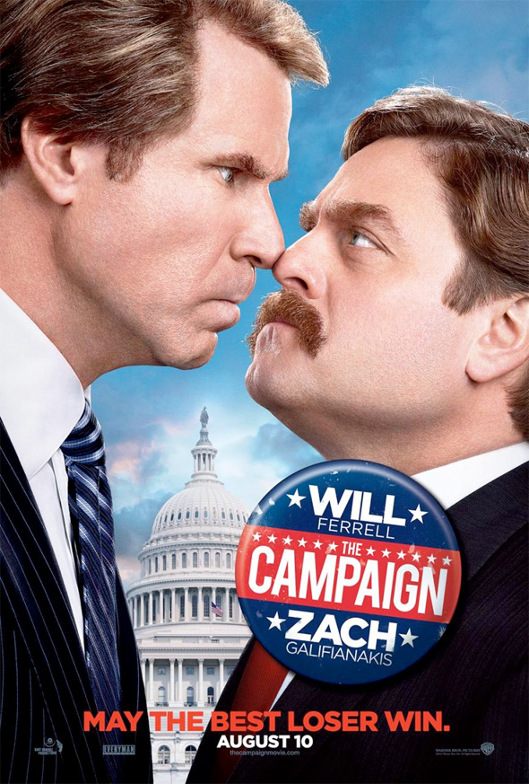 The Campaign - First Poster