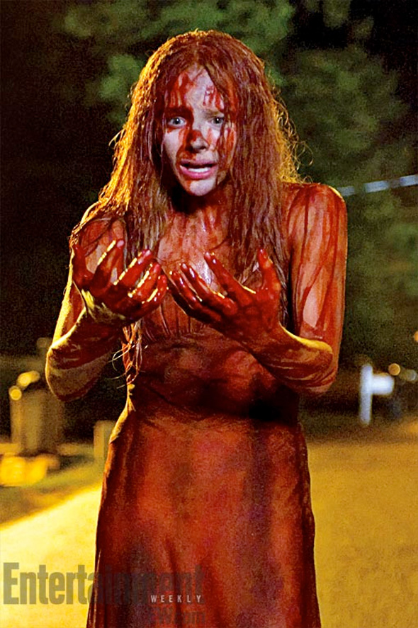 Carrie (2013) First Look -