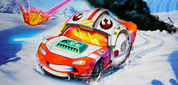 Cars / Star Wars