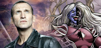 Christopher Eccleston / Malekith