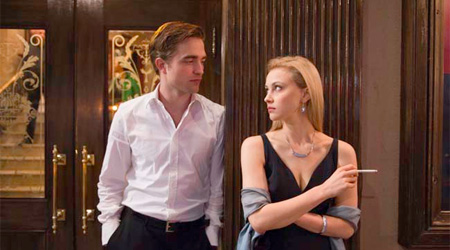 Cosmopolis - Robert Pattinson and Sarah Gadon