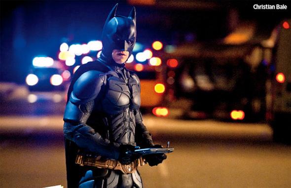 The Dark Knight Rises - Batman Investigating