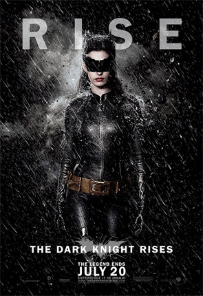 Dark Knight Rises - Catwoman Rain