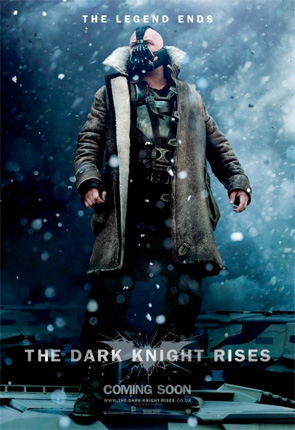 Dark Knight Rises - Bane Snow