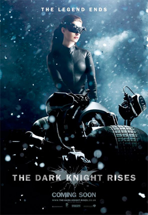 Dark Knight Rises - Catwoman Snow