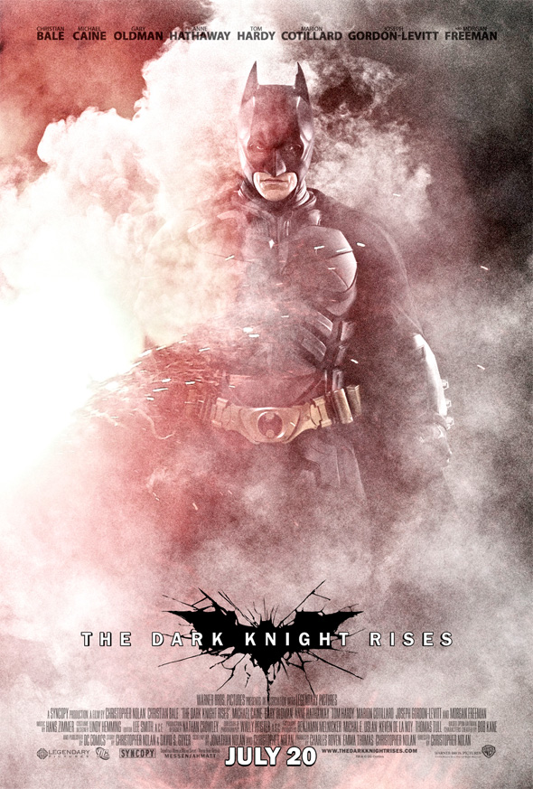 The Dark Knight Rises - Fanmade Poster 2