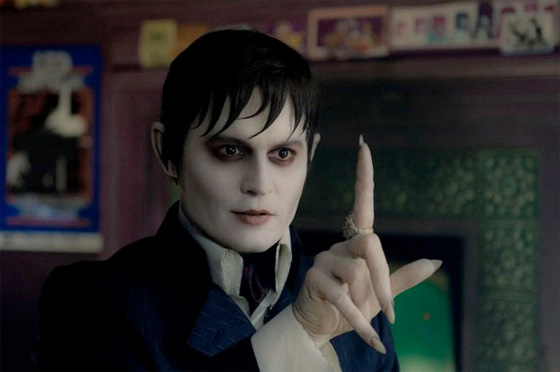 Dark Shadows - Johnny Depp as Barnabas Collins