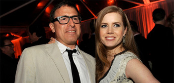 David O. Russel and Amy Adams